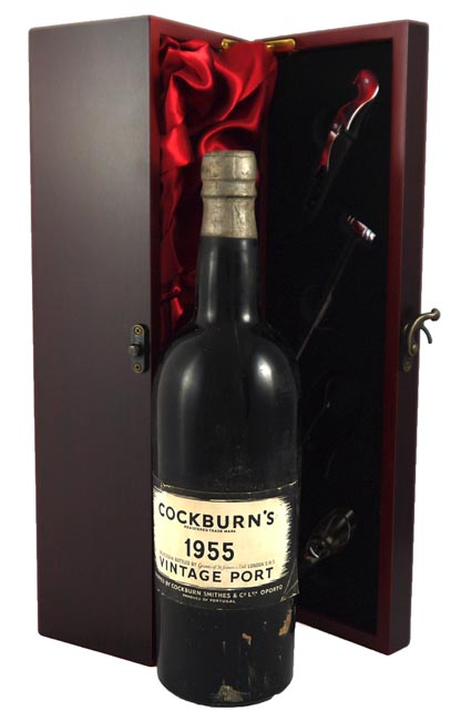 1955 Cockburn Vintage Port 1955