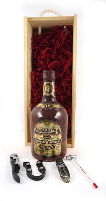 1960's Bottling Chivas Regal 12 Years Old Blended Malt Whisky