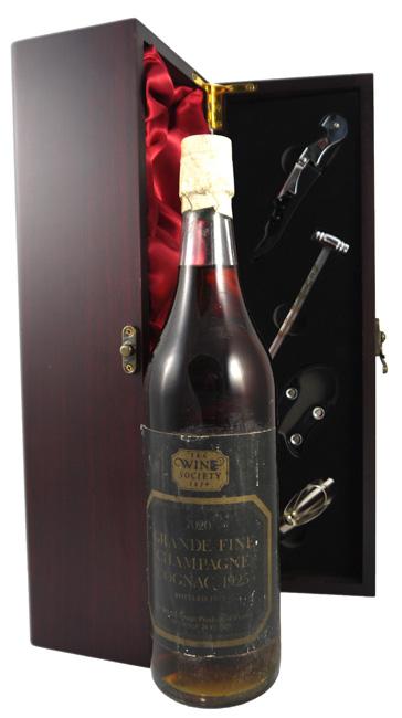 1925 Grand Fine Champagne Vintage Cognac 1925 (70cls) Wine Society Bottling