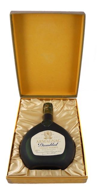 1935 Damblat Vieille Reserve Vintage Armagnac 1935 (70cl)