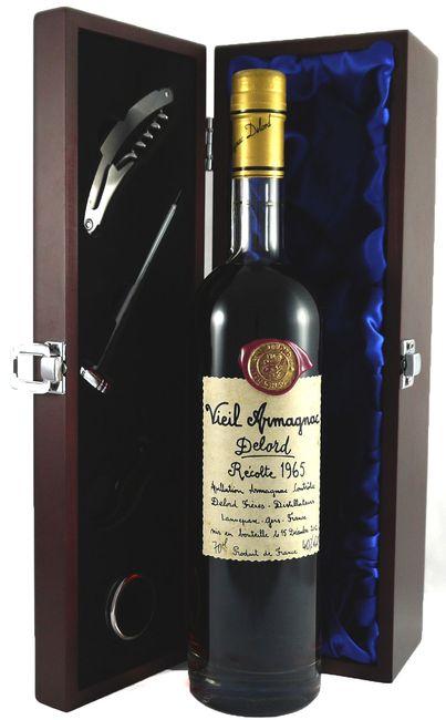 1965 Delord Freres Vintage Armagnac 1965 (70cl)