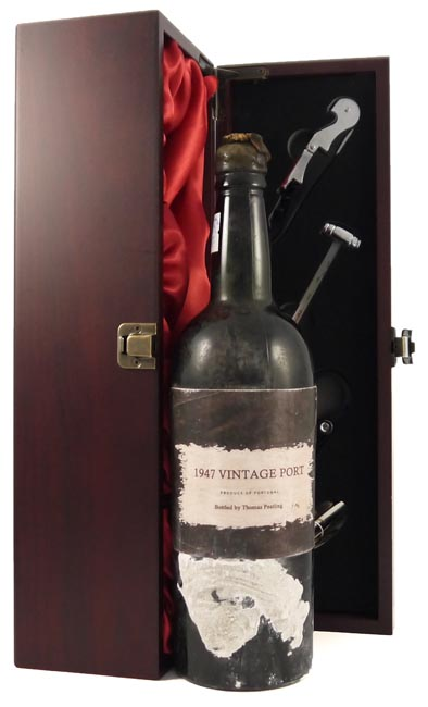 1947 Vintage Port 1947 Thomas Peatling Bottling