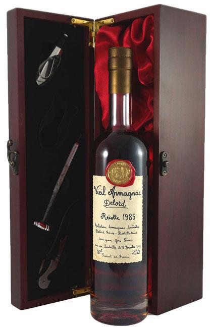 1985 Delord Freres Vintage Armagnac 1985 (50cl)