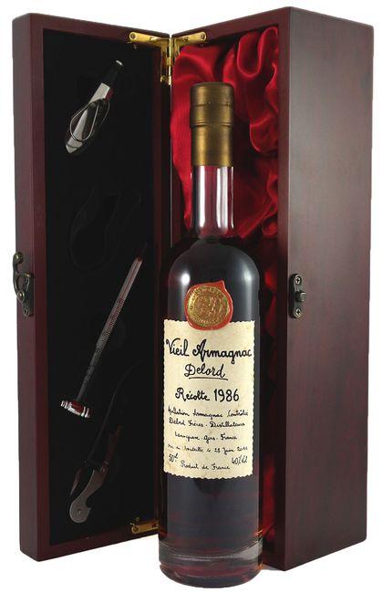 1986 Delord Freres Bas Vintage Armagnac 1986 (50cl)