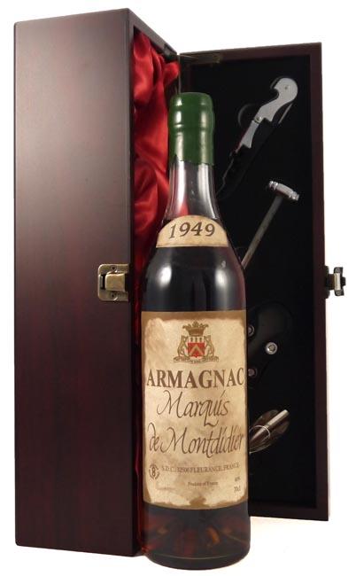 1949 Marquis de Montdidier Bas Vintage Armagnac 1949 (70cl)