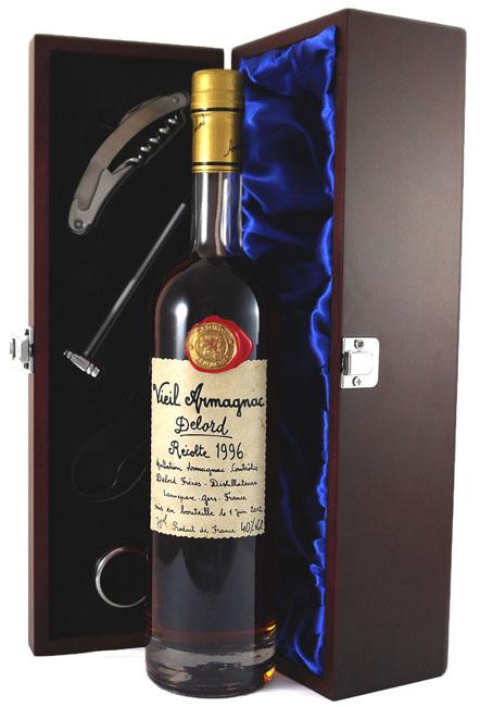 1996 Delord Freres Bas Vintage Armagnac 1996 (70cl)