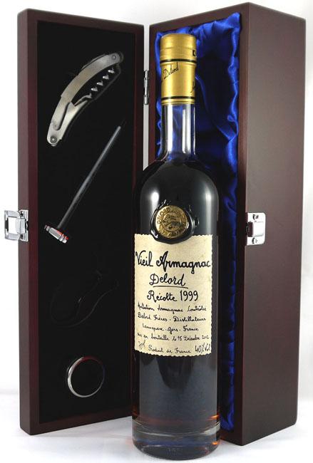 1999 Delord Freres Bas Vintage Armagnac 1999 (70cl)