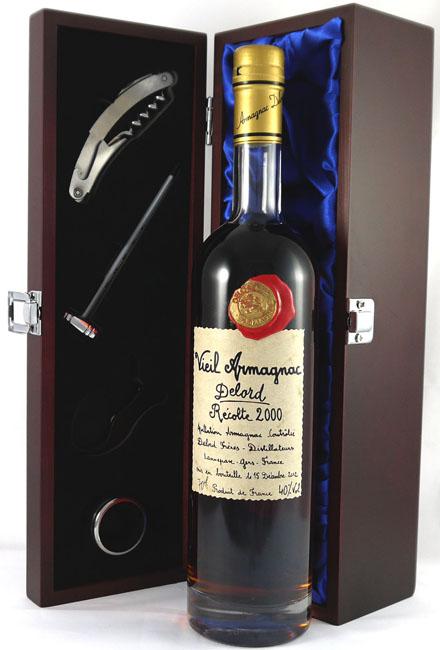 2000 Delord Freres Bas Vintage Armagnac 2000 (70cl)