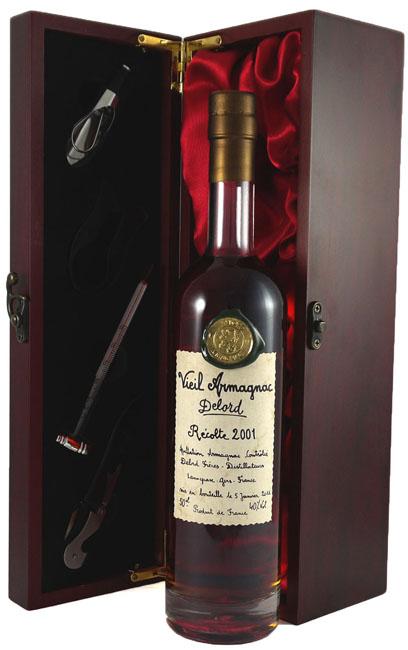 2001 Delord Freres Bas Vintage Armagnac 2001 (50cl)