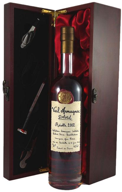 2002 Delord Freres Bas Vintage Armagnac 2002 (50cl)