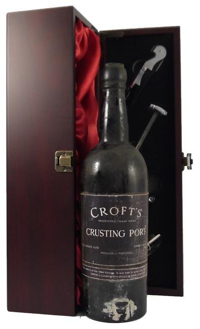 1954 Croft's Crusting Port 1954