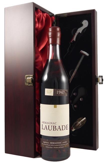 1947 Laubade Armagnac Vintage Armagnac 1947 (70cl)