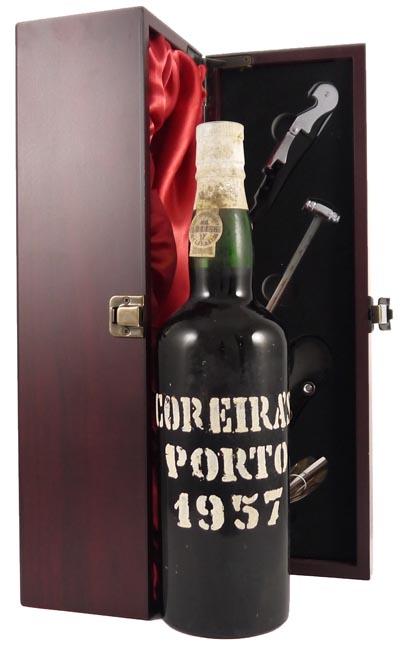 1957 Correira's Vintage Colheita Port 1957