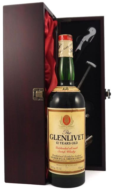 1970's Glenlivet 12 Year Old 1970s