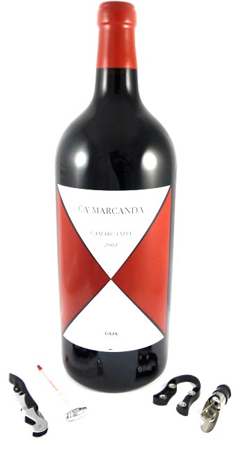 2001 Ca'Marcanda Carmarcanda 2001 Angelo Gaja (5 litre - Jeroboam)