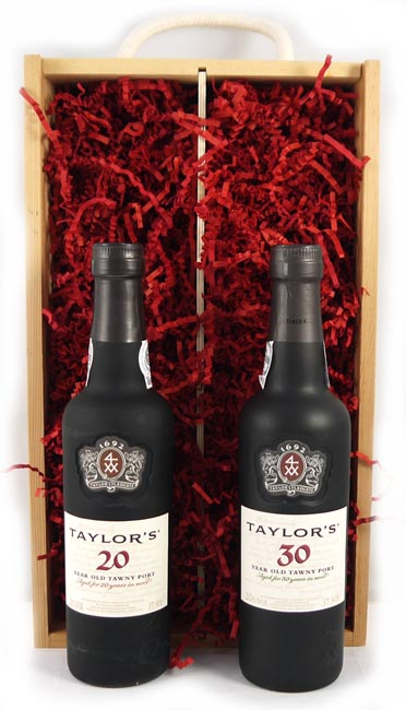 1970 Taylor Fladgate 50 years of Port (35cl)