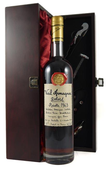 1963 Delord Freres Bas Vintage Armagnac 1963 (70cl)