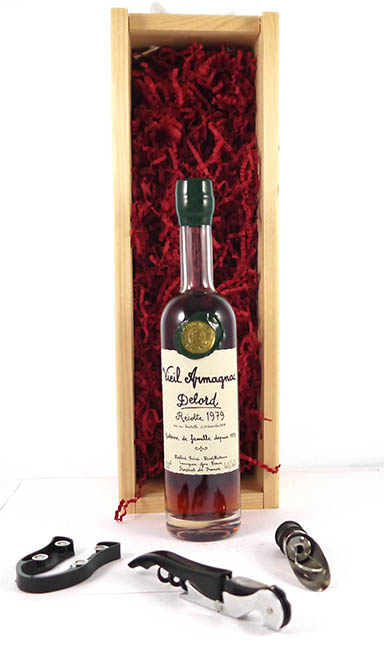 1979 Delord Freres Armagnac 1979 (20cl)