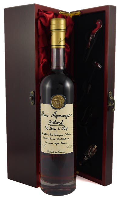1989 30 Year Old Delord Freres 30 Year Old Armagnac (70cl)