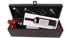 Free wine accessories box